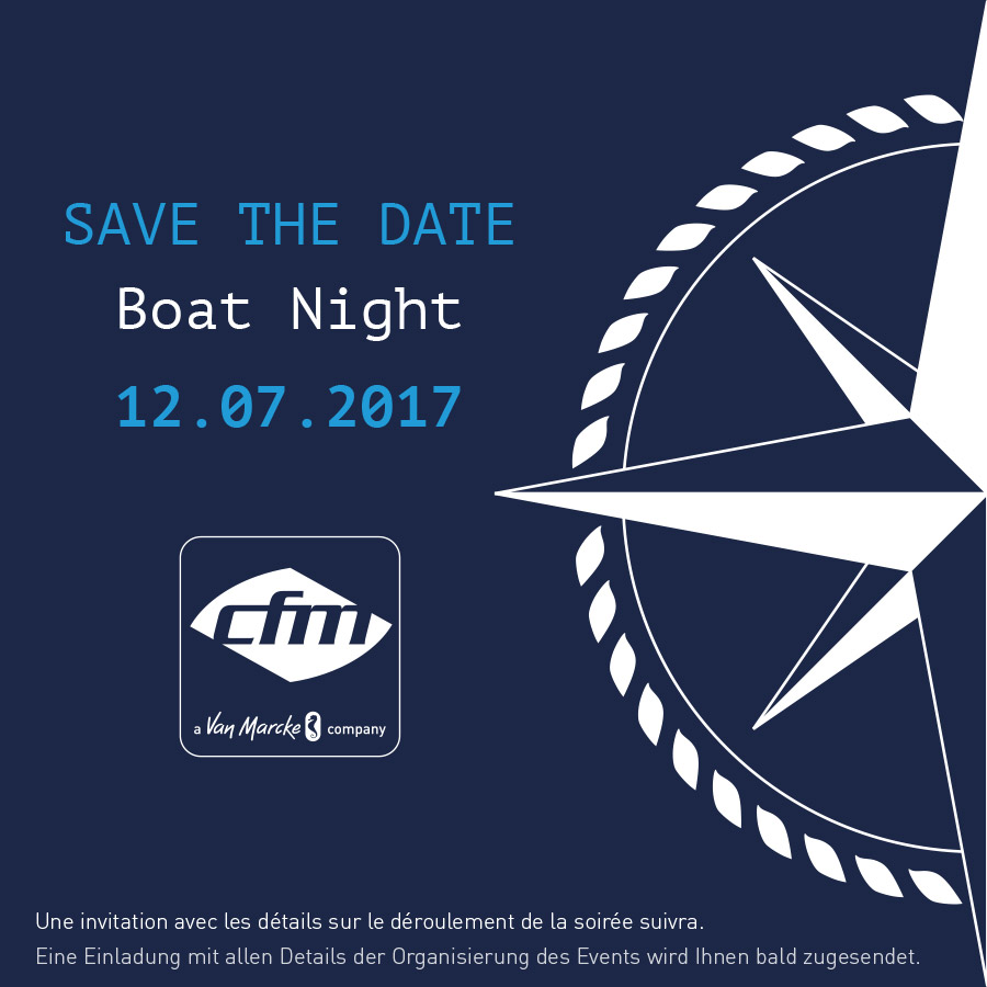 Cfm event client boat night so graphiste freelance - Comptoir des fers et metaux sa luxembourg ...