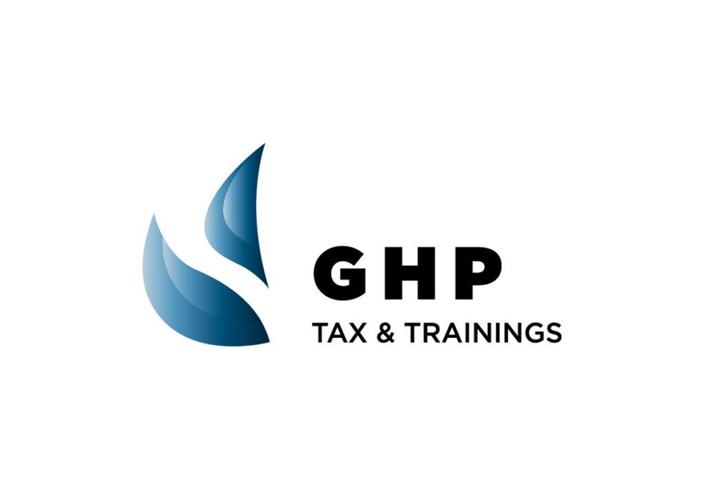 GHP_logo_bleu